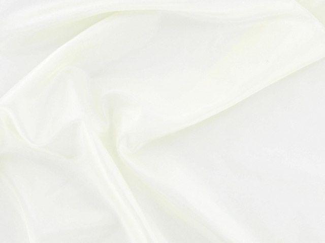 Habutai - Silk White