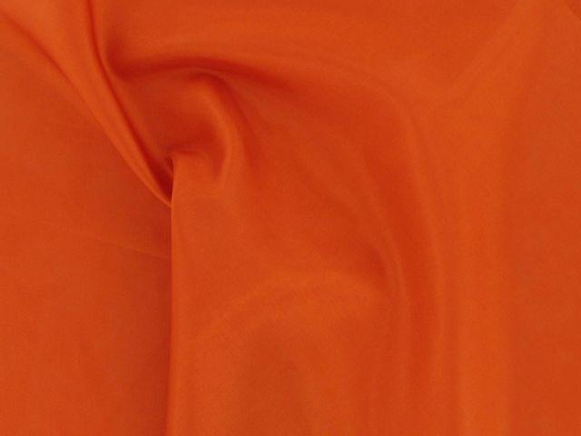 Habutai - Burnt Orange