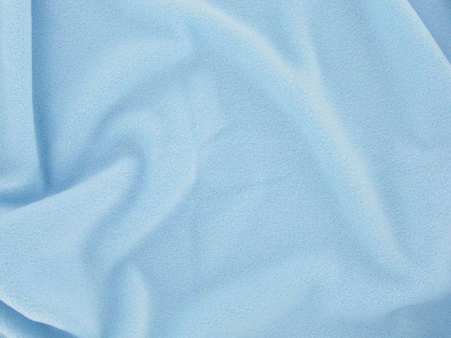 Polar Fleece Anti-Pil - Light Blue