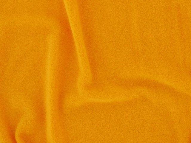 Polar Fleece Anti-Pil - Golden Yellow