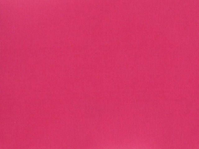 Plain Polyester Lining - Cerise