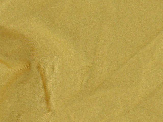 Stretch Plain Lycra, Antique Gold