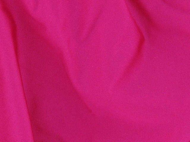 Stretch Plain Lycra, Bright Pink