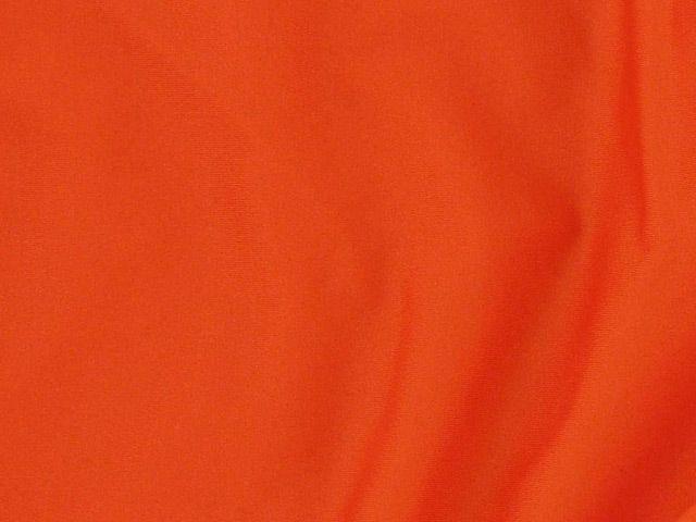 Stretch Plain Lycra, Orange
