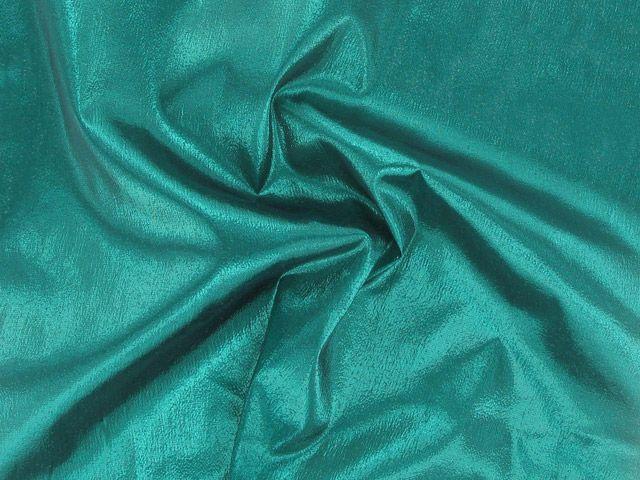 Metallic Lame - Green