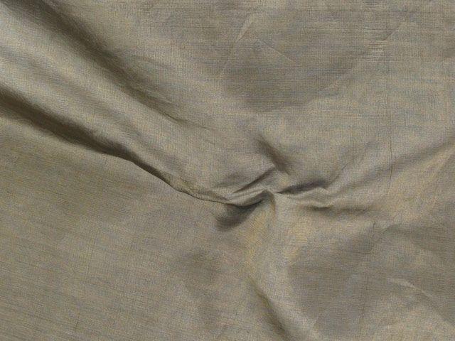 Metallic Silk Organza - Bronze