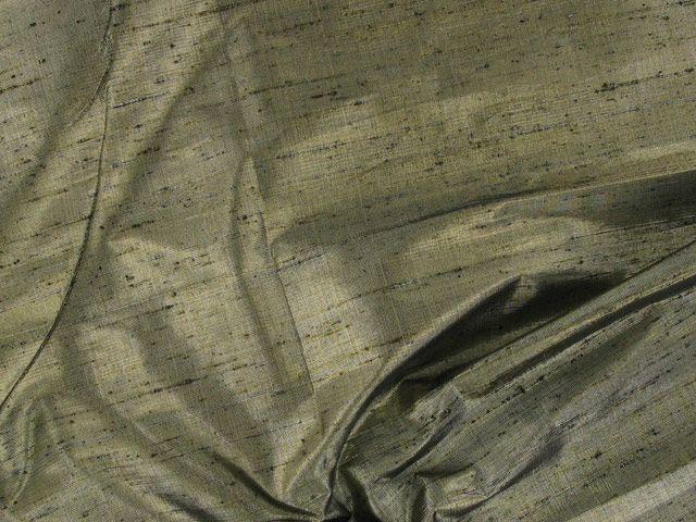 Metallic Silk Dupion - Hemlock