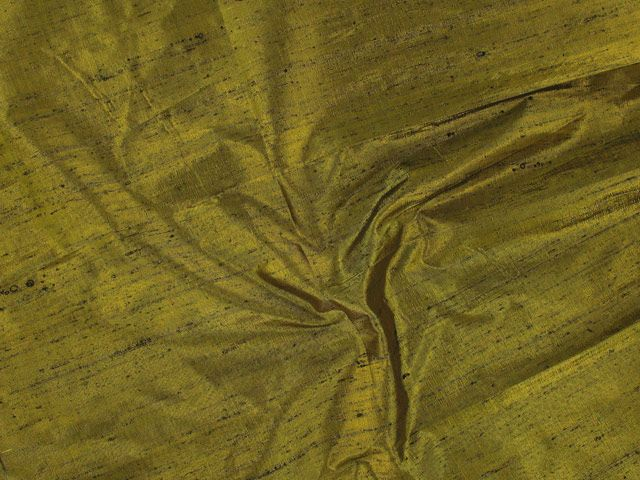 Metallic Silk Dupion - Sycamore
