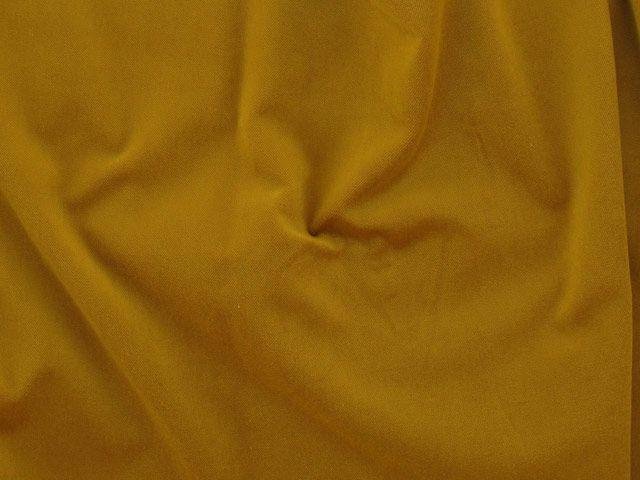 Cotton Pile Velvet, 310 g/m², Mustard