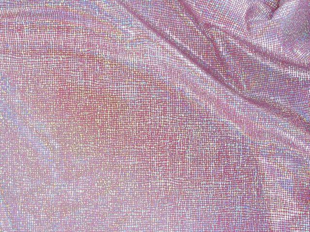 Bodre  - Holo Foil Photo Print - Pink