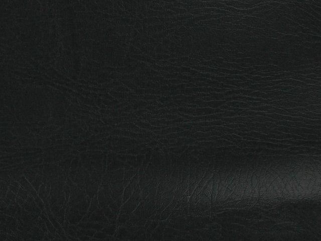 Fire Resistant Leatherette - Black