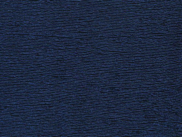 Nylon / Metallic Stripe - Blue
