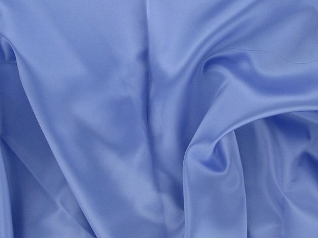 Satin Acetate - Light Blue
