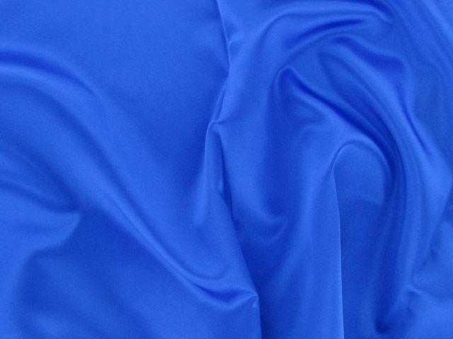 Satin Acetate - Bright Blue