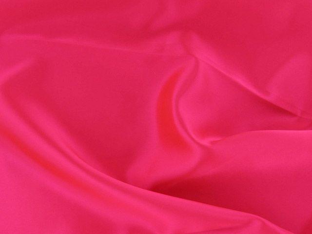 Satin Acetate - Deep Pink