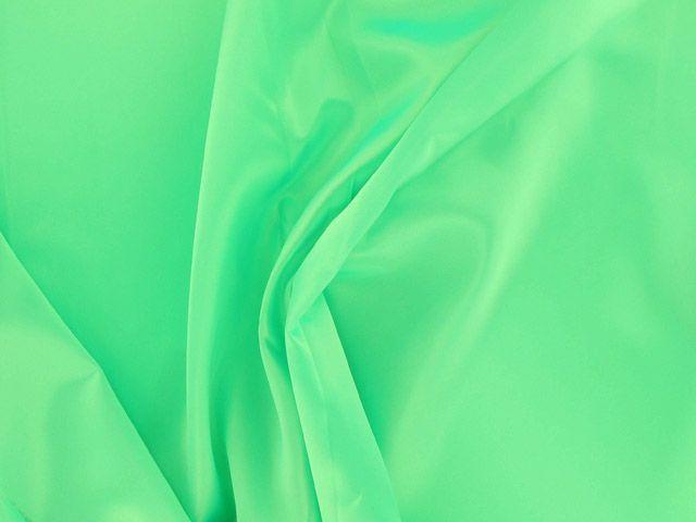 Satin Acetate - Peppermint Green