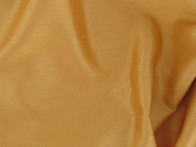 Satin Back Shantung - Gold