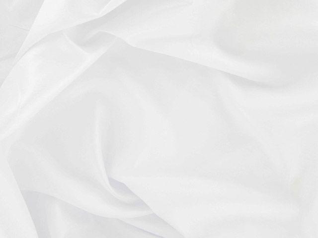 Satin Back Shantung - White