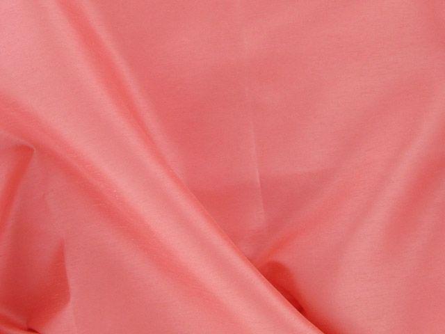Satin Back Shantung - Dress Pink
