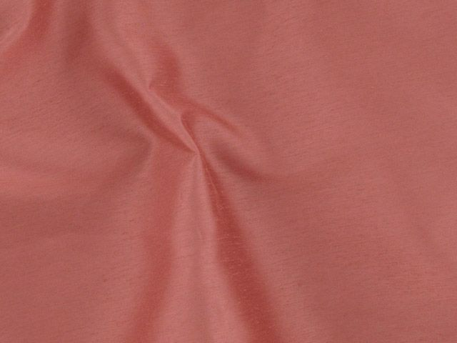 Satin Back Shantung - Dusty Pink