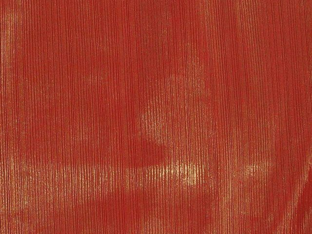 Spandex Knit Foil - Orange