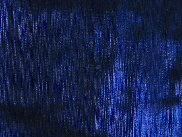 Spandex Knit Foil - Blue