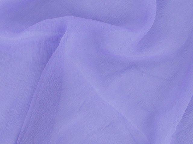 Silk Chiffon - Lilac