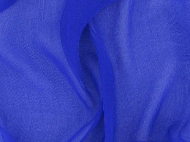 Silk Chiffon - Chambray