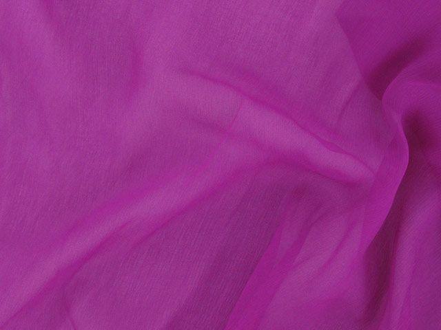 Silk Chiffon - Royal Heath