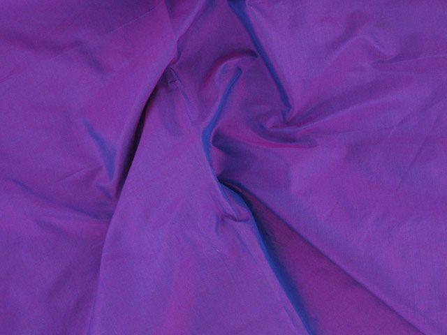 Silk Habutai - Vivid Violet