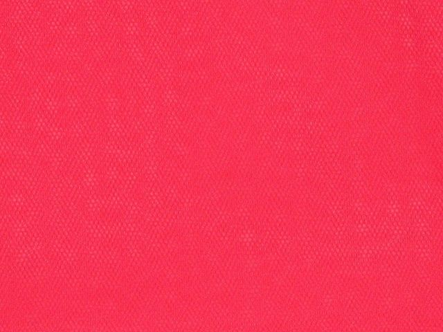 Stiff Net - Bright Red