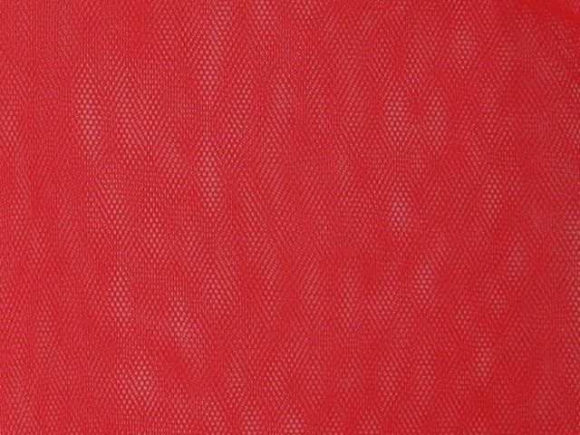 Stiff Net - Dark Red