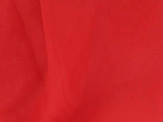 Organza - Warm Red